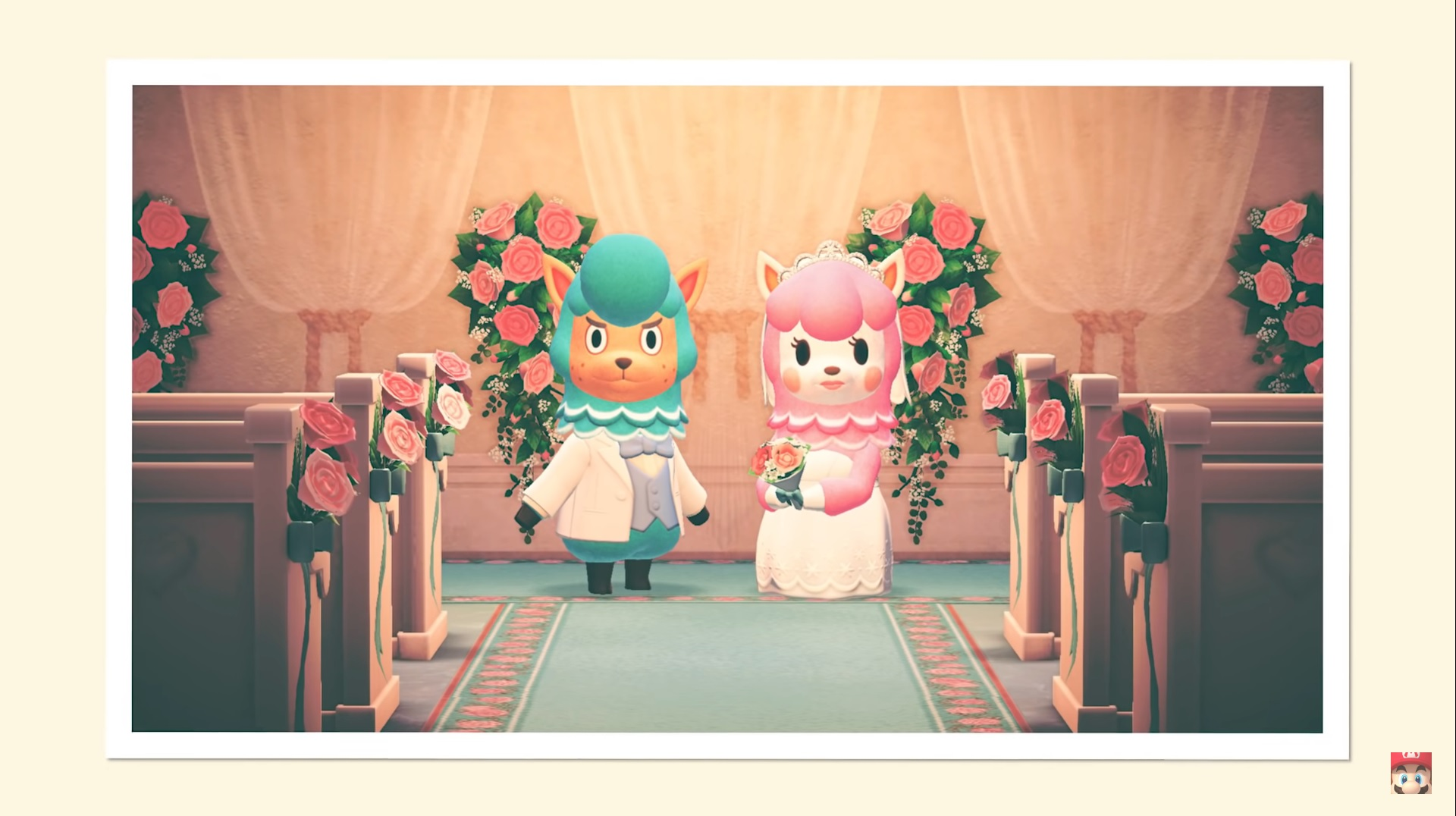 animal crossing, new horizons, wedding season