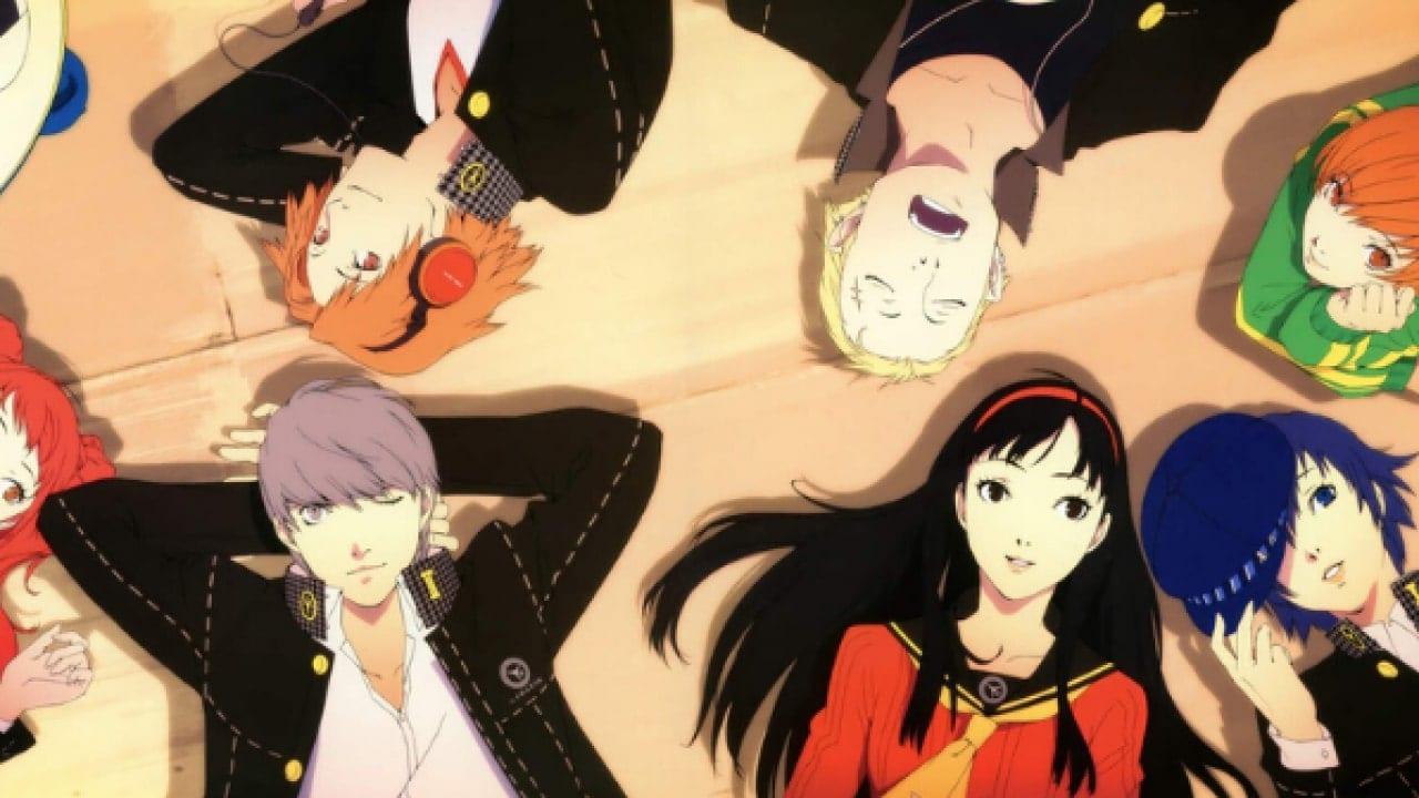 Persona 4 golden neko-shogun with bufula