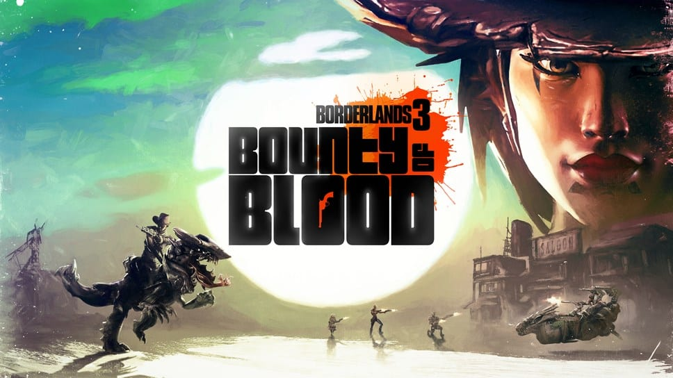 Bounty of Blood Soundtrack Available Now