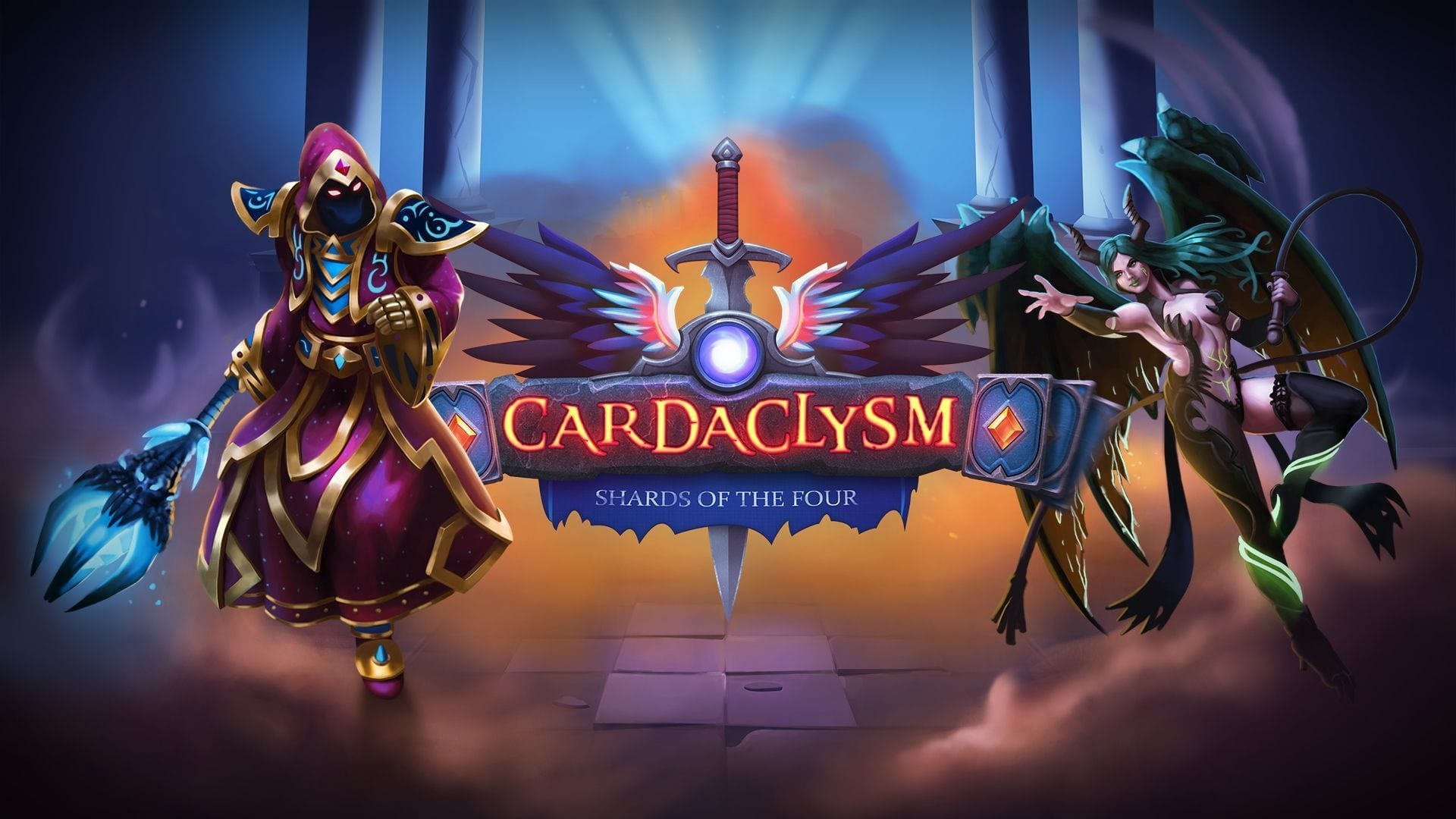 ardaclysm: Shards of the Four
