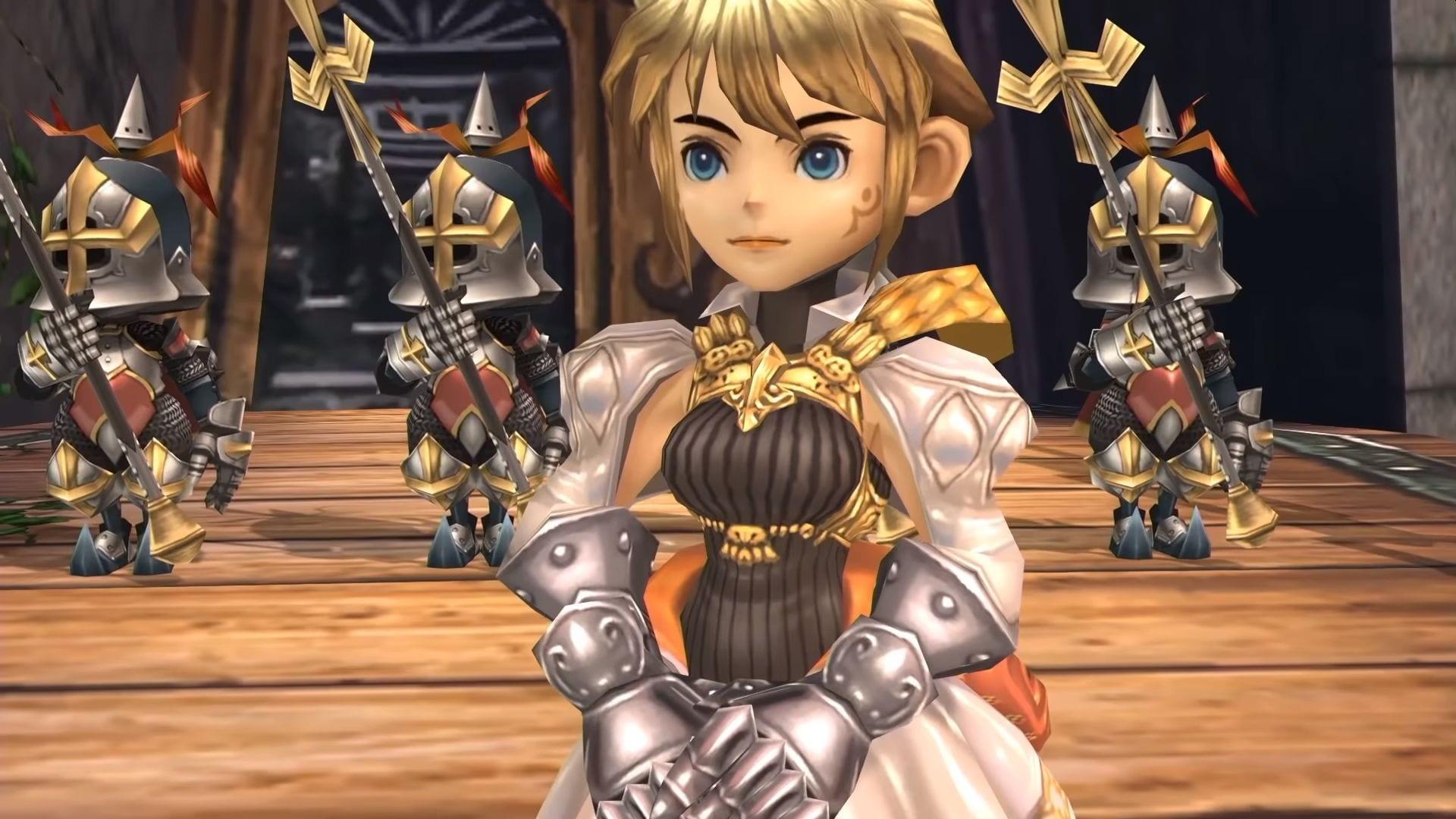Final Fantasy Christal Chronicles