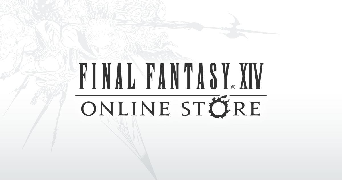 Final Fantasy XIV Online Store