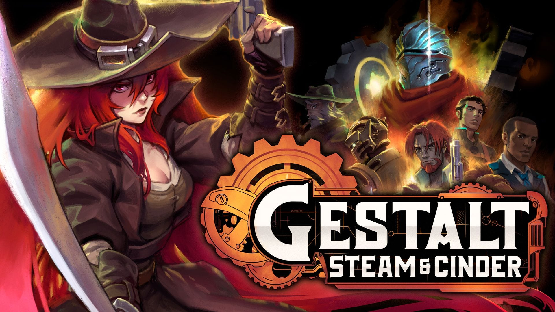 Gestalt: Steam and Cinder