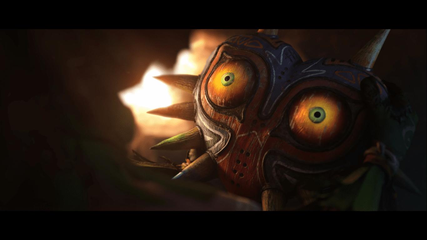 Majora's Mask Kena: Bridge of Spirits