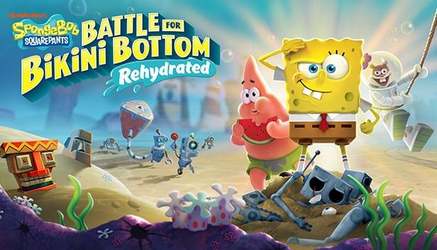 SpongeBob SquarePants: Battle for Bikini Bottom – Rehydrated Multiplayer Trailer