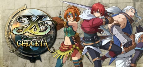 Ys: Memories of Celceta Launch Trailer