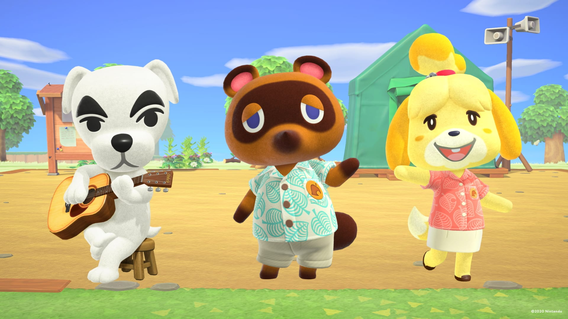 Top 10 Best Animal Crossing Non Villager Characters Ranked