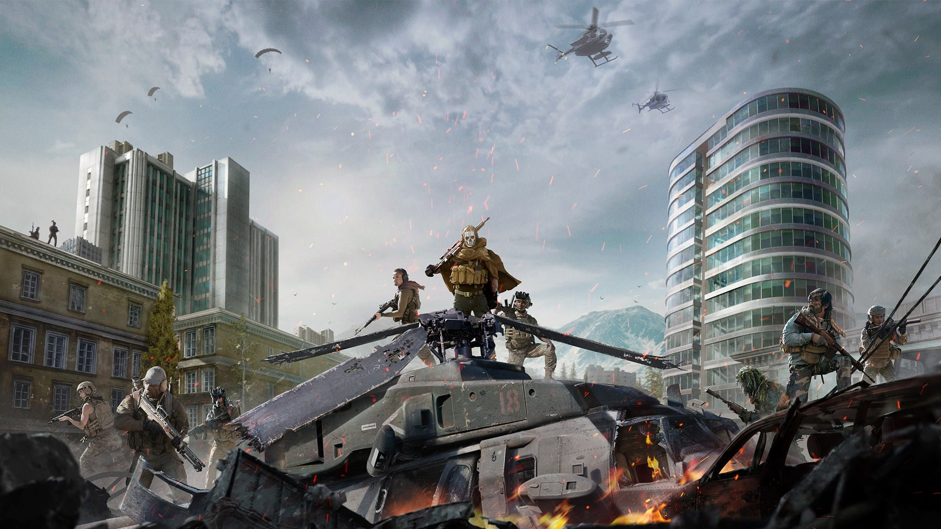 warzone team deathmatch