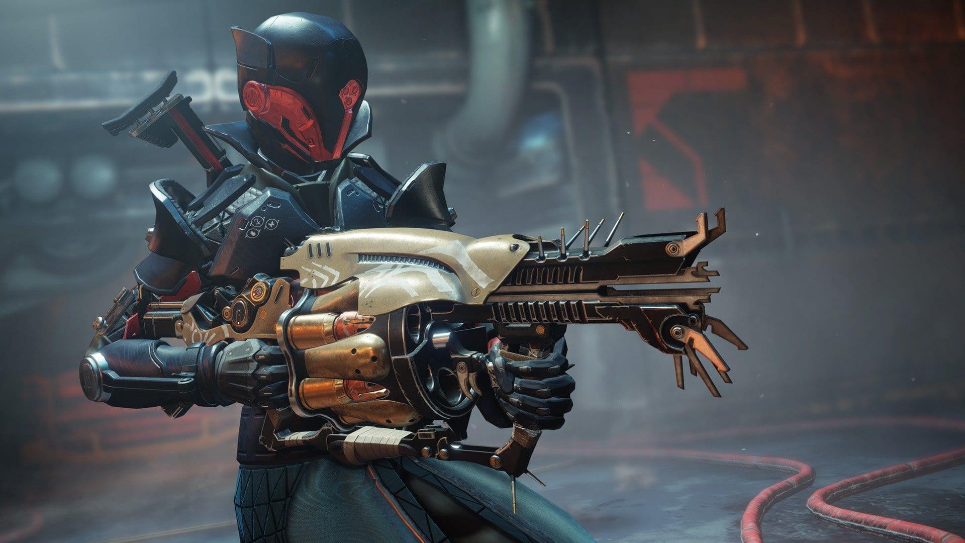 best destiny 2 grenade launchers