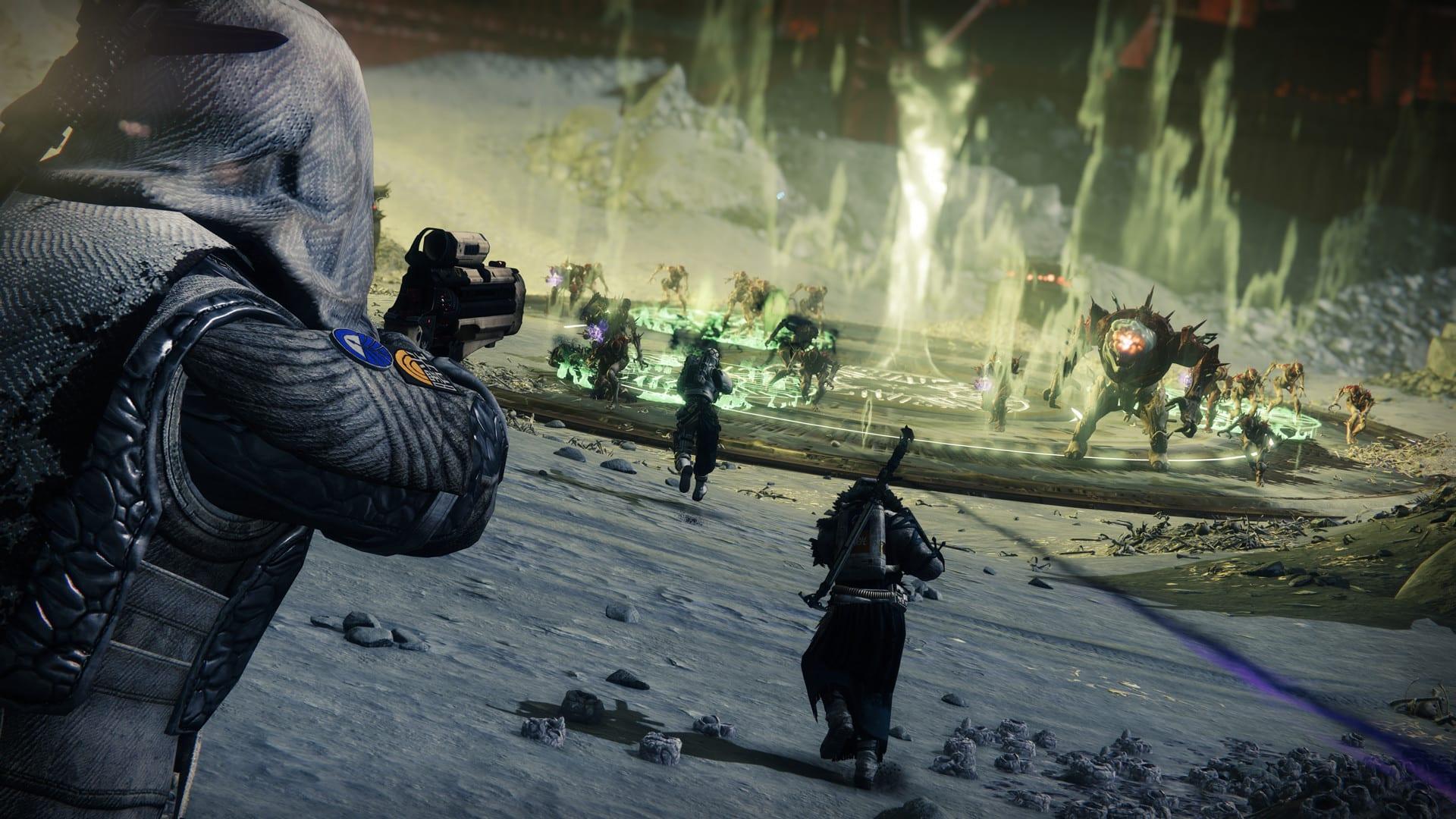 destiny 2, prophecy location