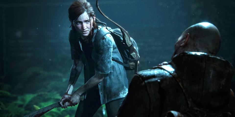 last of us 2 dodge and evade