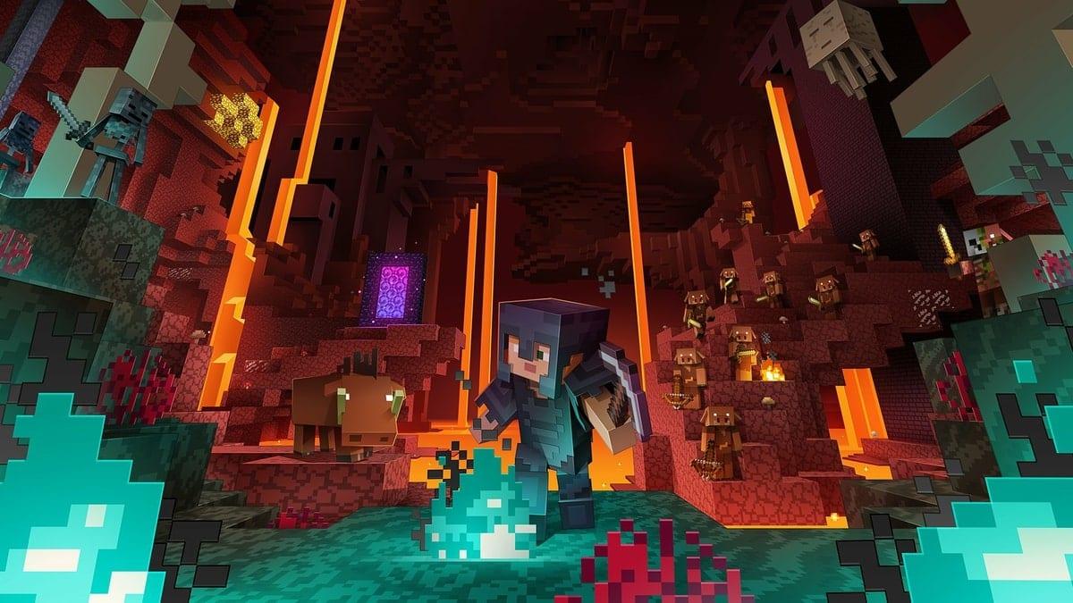 minecraft trade with piglins