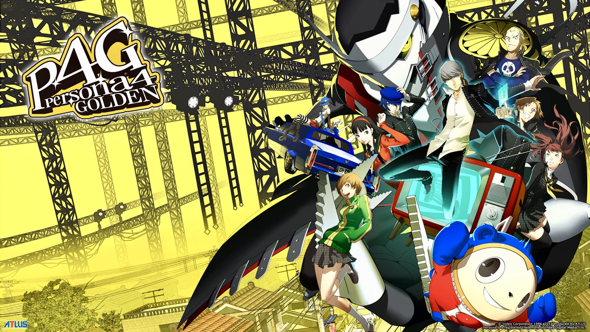 capsule machines persona 4 golden