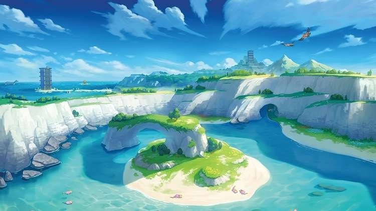 pokemon sword and shield isle of armor download size