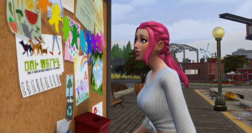 sims 4 eco lifestyle neighborhood action plans