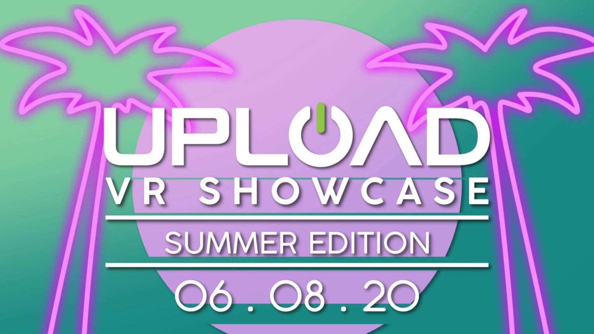 upload vr showcase
