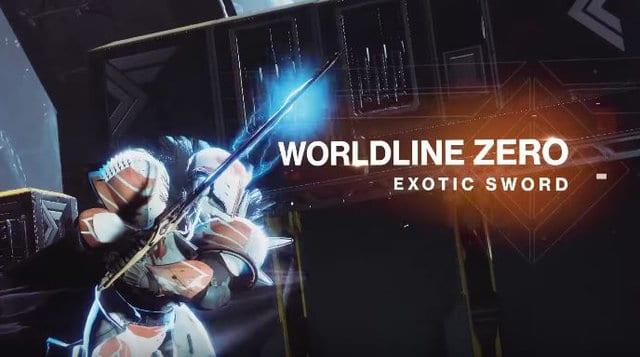 destiny 2, worldline zero