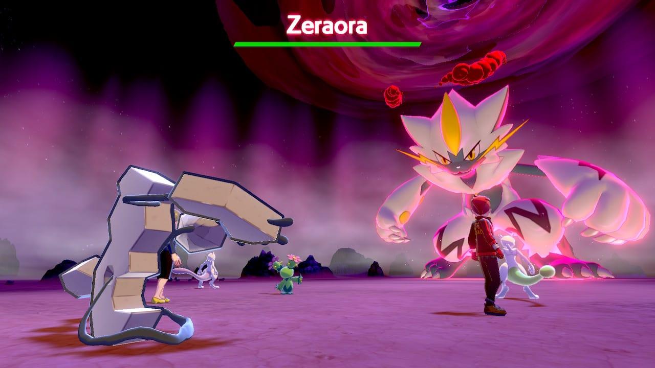 zeraora max raid