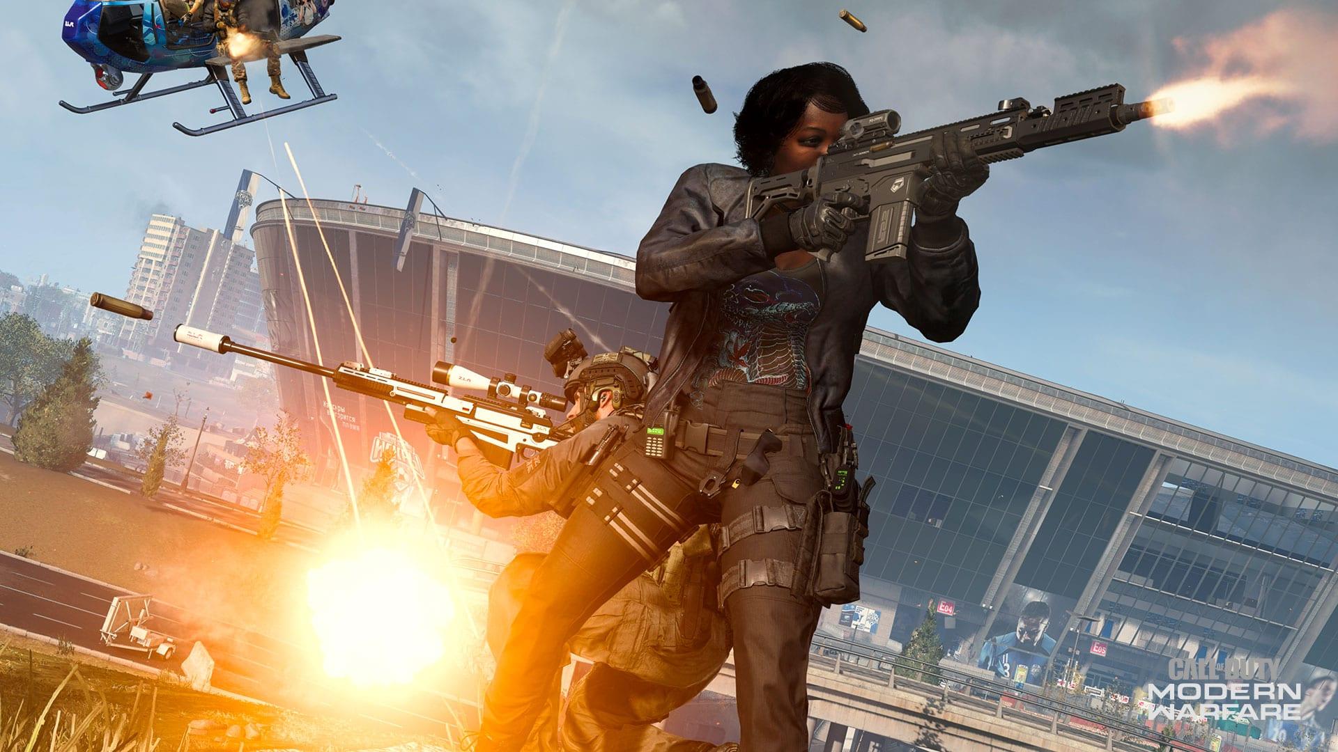 Modern Warfare Warzone What The Best Kilo Loadout Is