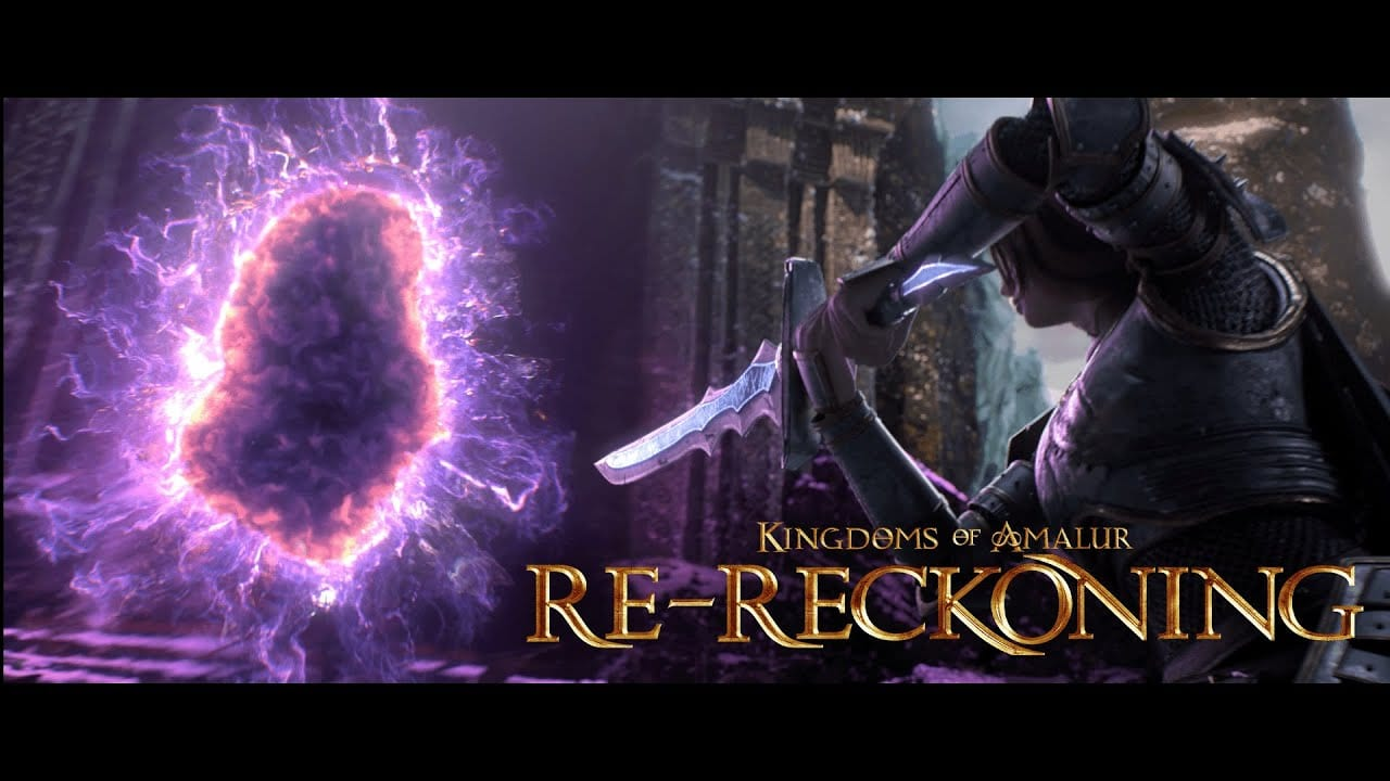 Kingdoms of Amalur trailer