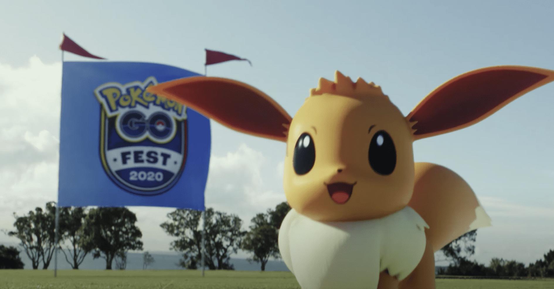 Pokemon GO Fest releases special commercial