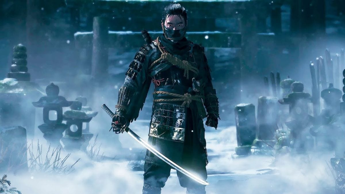 ghost of tsushima, change appearance