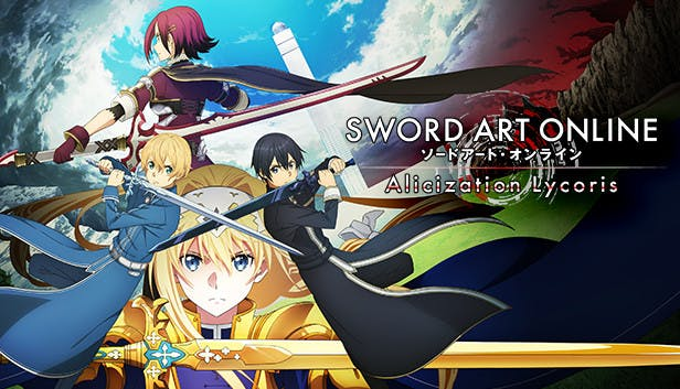 Sword Art Online: Alicization Lycoris Expand Skill Tree