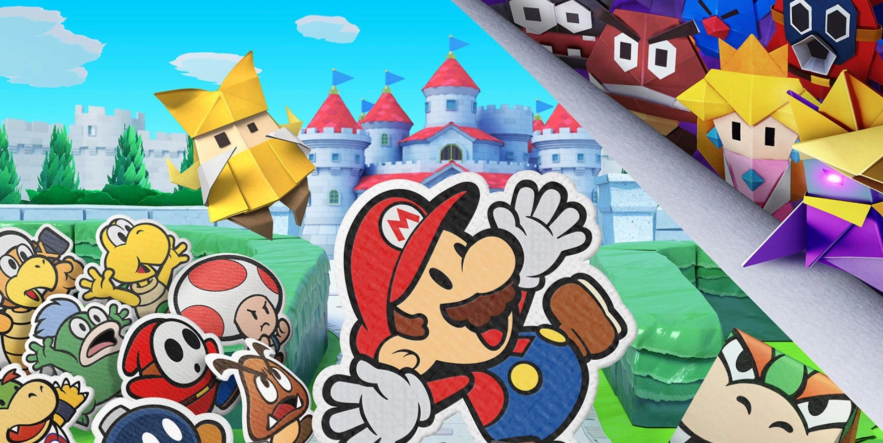 paper mario preload and unlock times