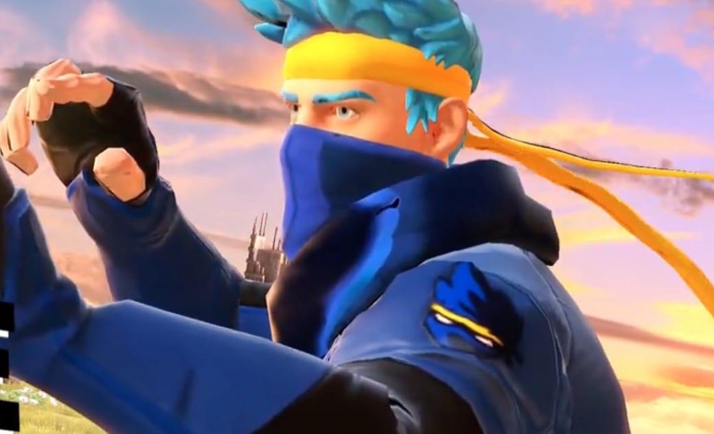 ninja mod, super smash bros. ultimate