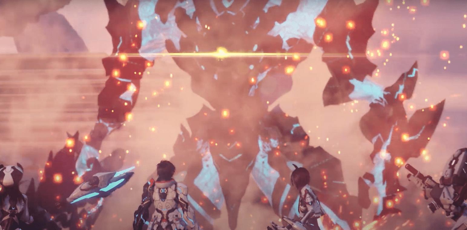 Phantasy Star Online 2 New Genesis Gets Reveal Trailer