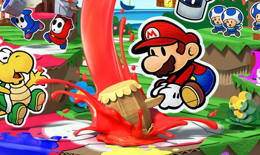 best paper mario games ranked