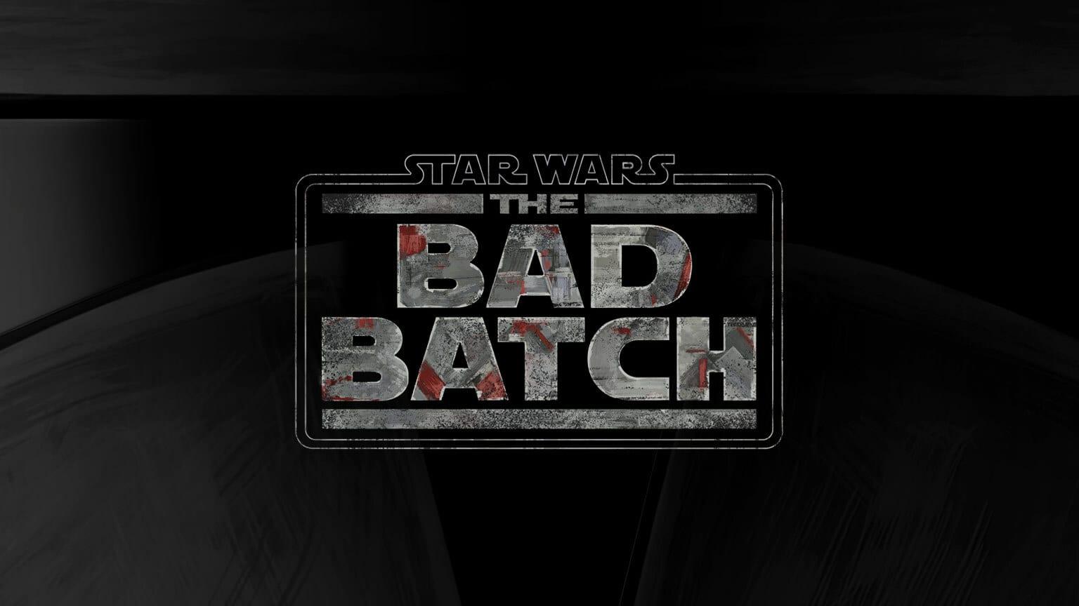 Star Wars The Bad Batch, premiers on Disney Plus in 2021