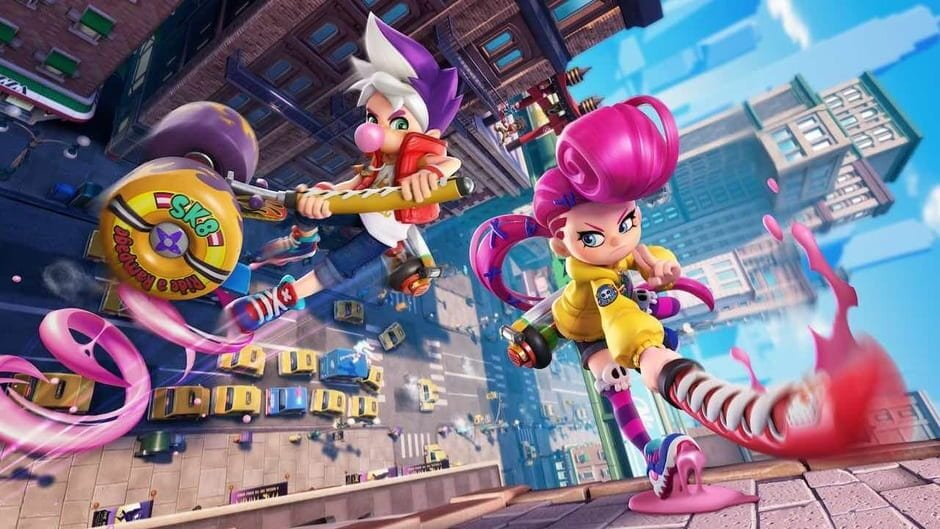 ninjala interview, q&a, switch eshop, gungho online