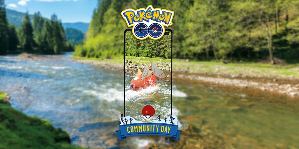 magikarp community day, august community day