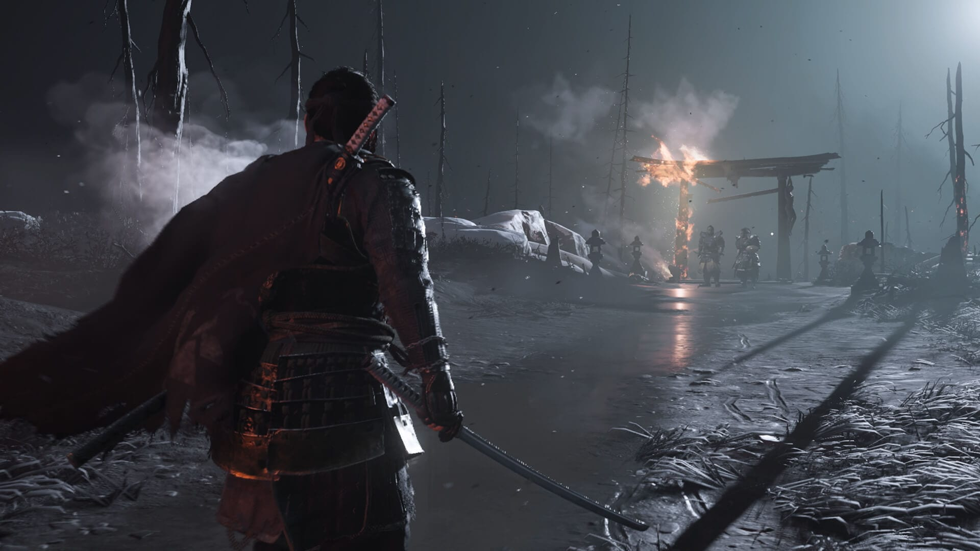 trophy list, ghost of tsushima