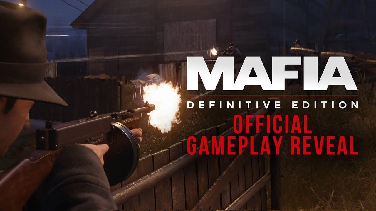 mafia, definitive edition, gameplay