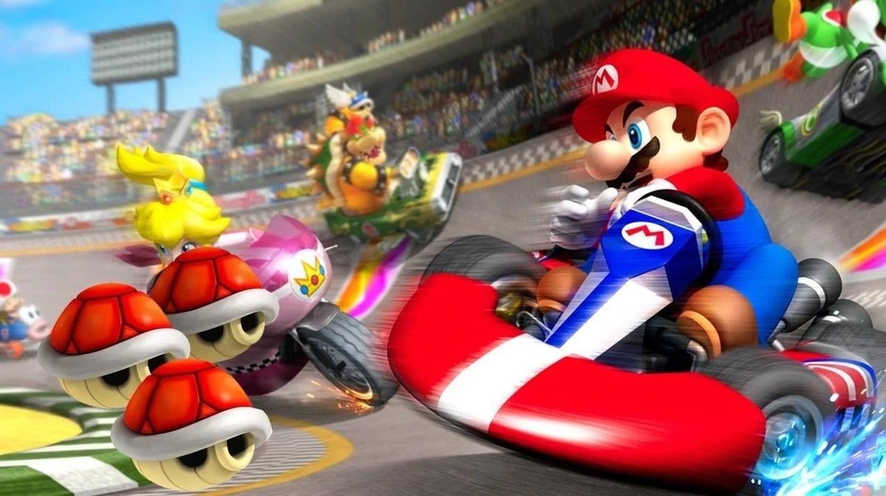 Mario kart wii three-star rating