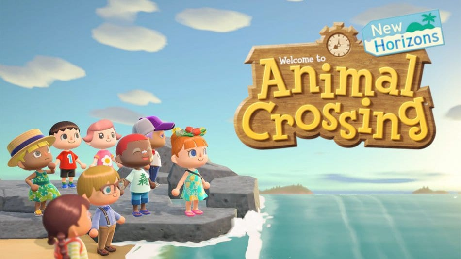 new horizons, animal crossing, sales, uk charts
