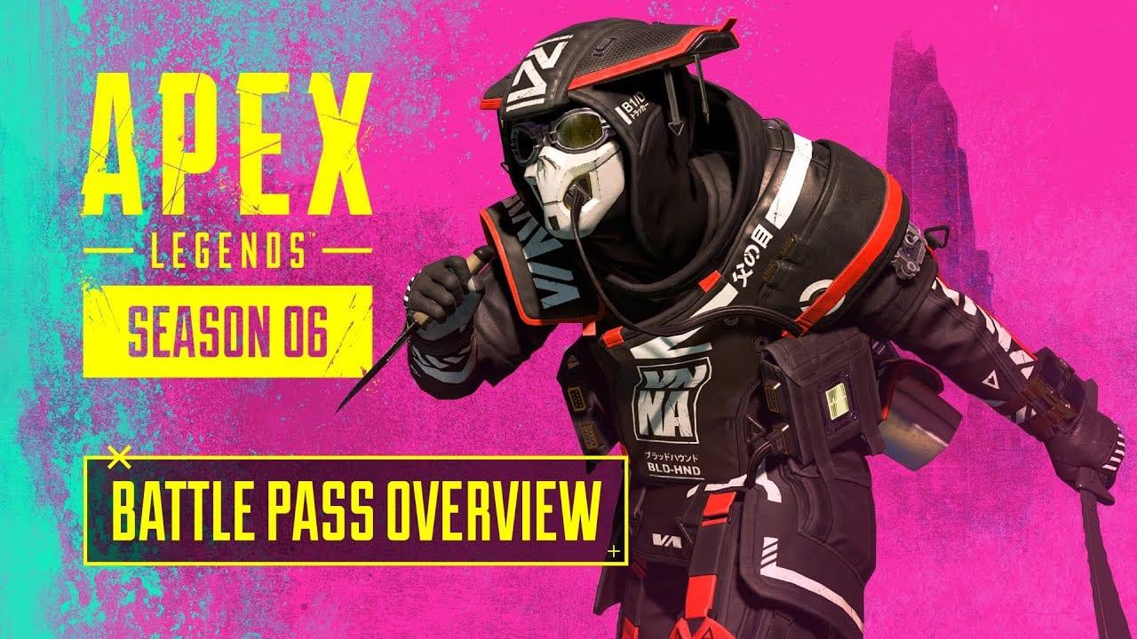 Apex Legends Season 6 Battle Pass