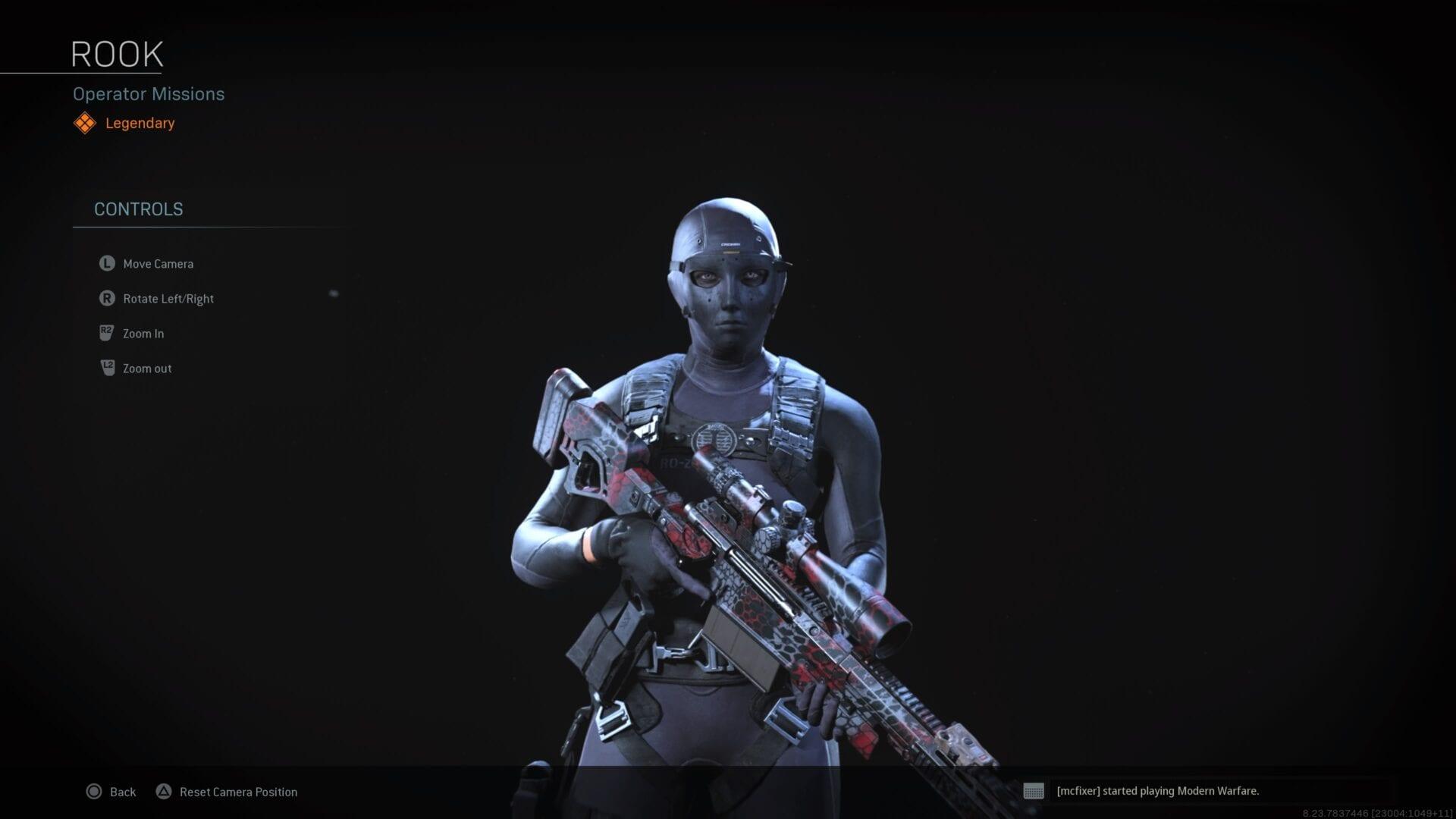 Modern Warfare Season 5 How To Unlock Tier 100 Roze Skins