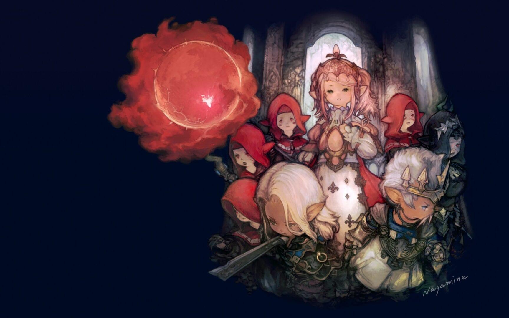 Final Fantasy XIV Rising