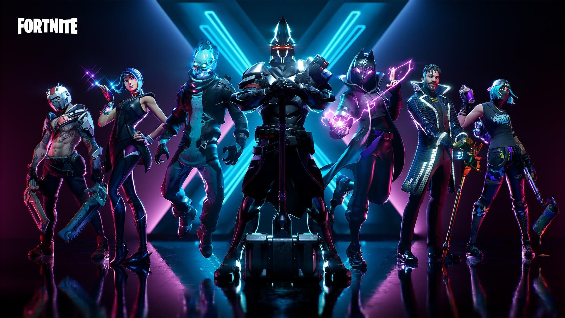 epic games, fortnite, funding