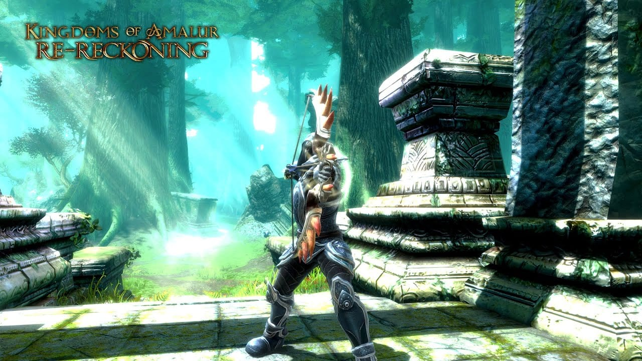 Kindoms of Amalur Re-Reckoning Finesse Gameplay