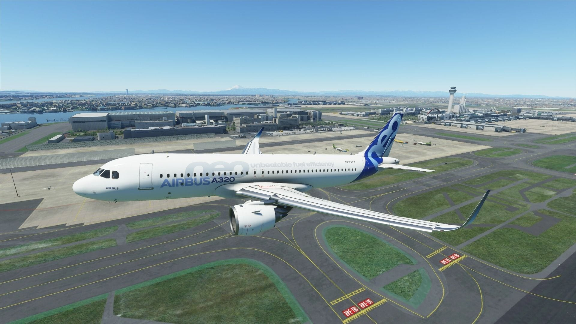 microsoft flight simulator, open world
