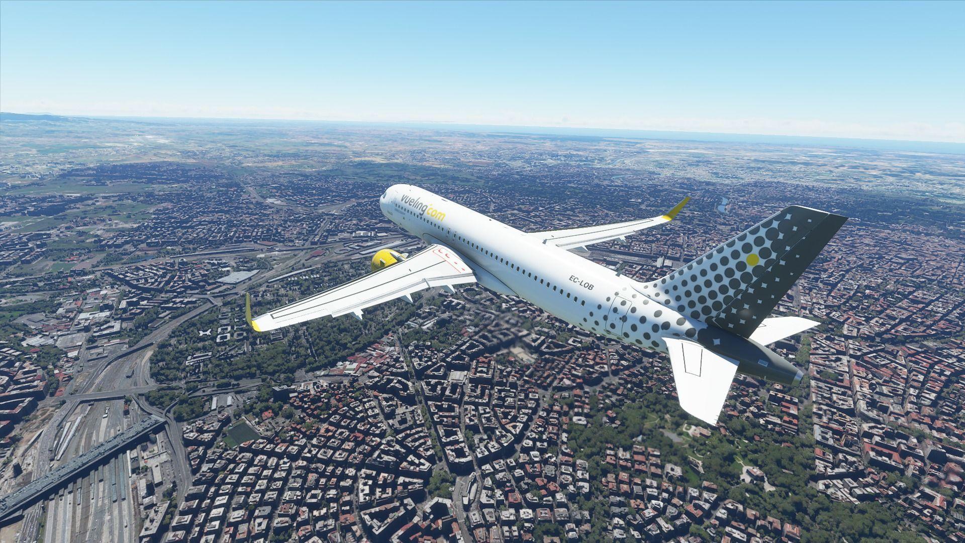 Microsoft Flight Simulator AI Automatic Flight