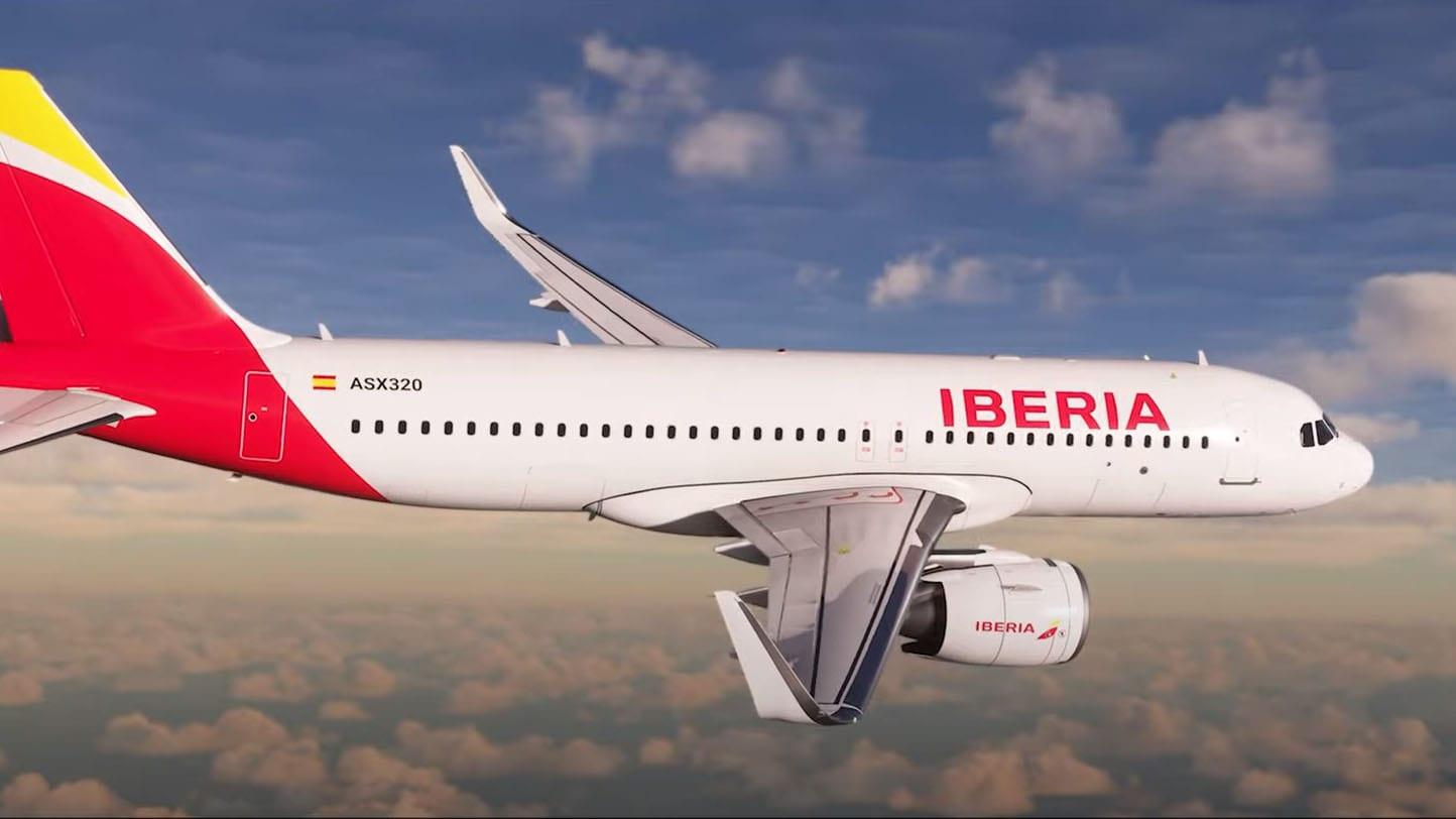 Microsoft Flight Simulator Iberia