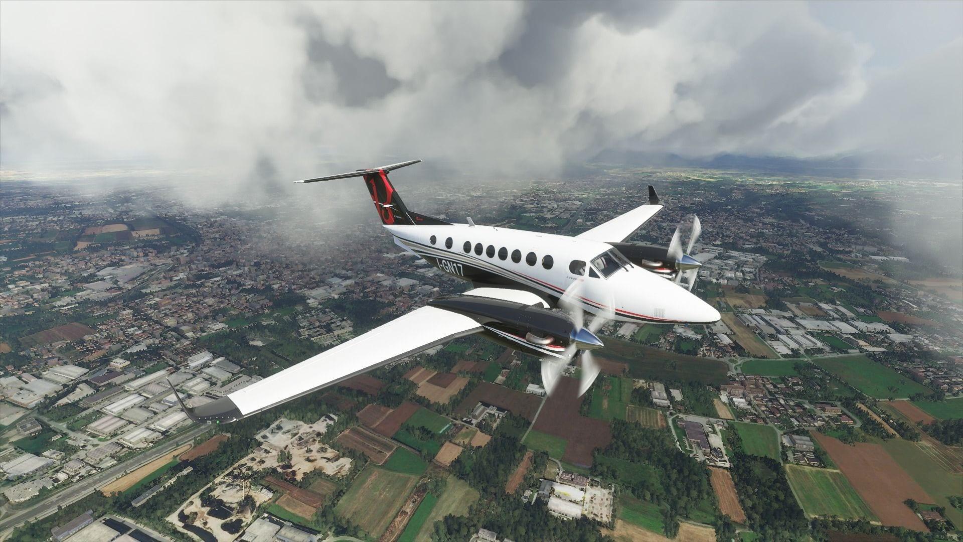 Microsoft Flight Simulator Pitot Tube