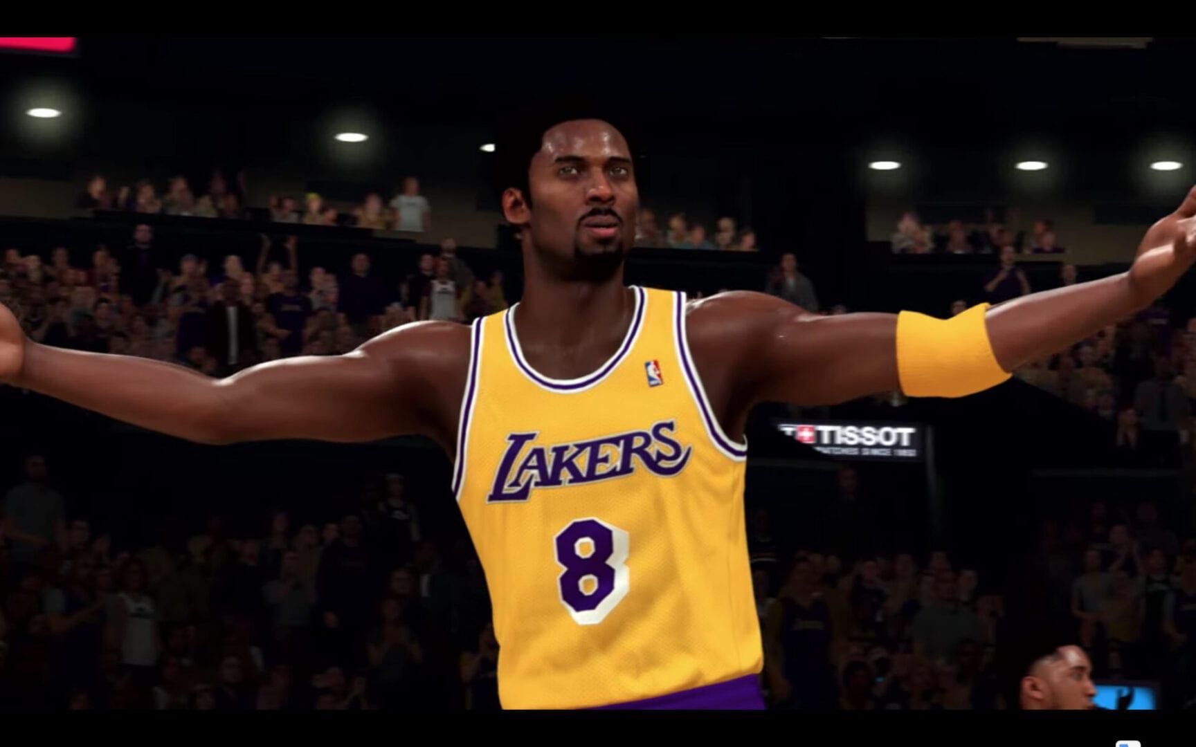 NBA 2K21 MyTeam Kobe