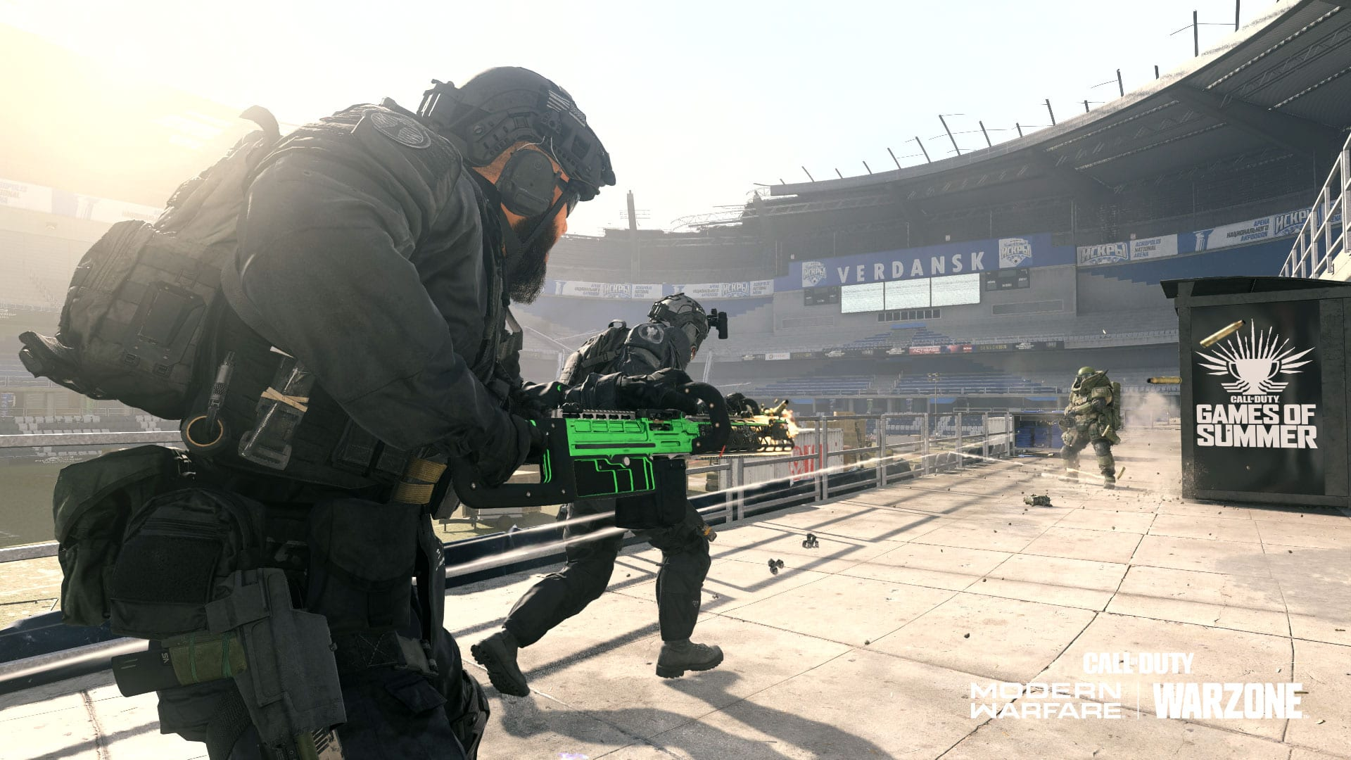 warzone, new perspectives