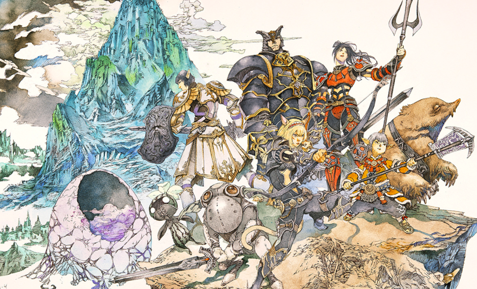 The Voracious Resurgence, final fantasy xi
